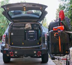 Featured Vehicle: FozRoamer's Subaru Forester – Expedition Portal Subaru 4x4, Subaru Forester Mods, Subaru Outback Offroad, Lifted Subaru, Subaru Cars, Suv Tent, Truck Tent, Camper Hacks, Suv Camper