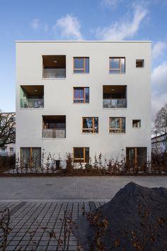 Punktfolge - Serieller Wohnungsbau von LIN Architects in Bremen