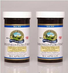 Naturessunshine Bifidophilus Flora Force Digestive System Support 90 Capsules (Pack of 2) by Nature's Sunshine. $33.65. Supports Immune Function, Used every day, this probiotic supplement provides living organisms to help maintain a balance of beneficial bacteria in the intestinal and urinogenital tract.. Modified Release Probiotic Formula. It's prebiotic blend ensures optimal viability of these organisms in the digestive tract. Helps Maintain a Healthy Balance of Fri...