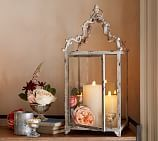 Shop Pottery Barn for hand crafted lanterns to light up any space. Our selection includes both indoor and outdoor lanterns in bronze, silver and wood finishes. Vintage Lanterns, Lanterns Decor, Hanging Lanterns, Candle Lanterns, Candle Sconces, Pillar Candles, Wax Candles, Glass Candle, Indoor Lanterns