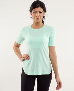 Adorable running top from Lulu
