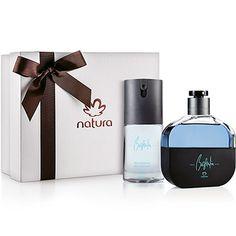 Presente para um ritual completo de perfumação.