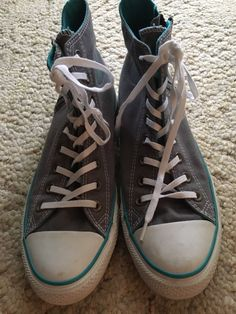 ca43c15a3d656 Womens Converse Allstar Hightop Sneakers Size 10  fashion  clothing  shoes   accessories  unisexclothingshoesaccs  unisexadultshoes (ebay link)