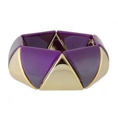 6-Sections Acrylic Paint Bracelet