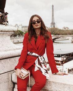 Mode Outfits, Fashion Outfits, Womens Fashion, Classy Outfits, Stylish Outfits, Look Fashion, Autumn Fashion, Looks Street Style, Monochrom