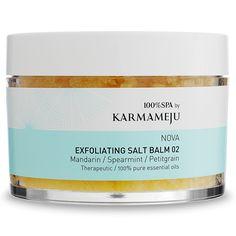 NOVA salt body scrub 02 / Salt balm, 02, Body , Demo   Karmameju