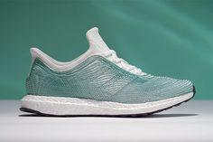 adidas partner ambientalisti per creare scarpe fatte di