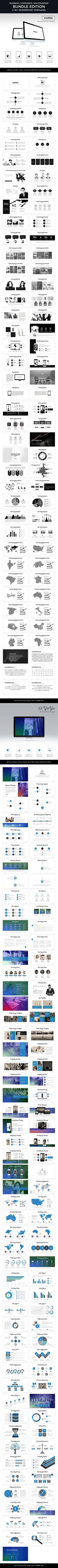 2-in-1 PPT Bundle (PowerPoint Templates)