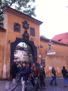 Museo del Juguete en Praga.
