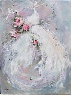 Dancing Gown and Roses