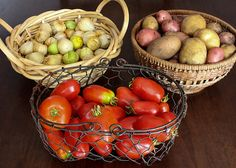 Harvest from my organic garden 2016 - Homegrown Delight