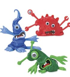 Blobimal Putty Melting Monster, set of 3