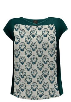 printed shell top Color Siete