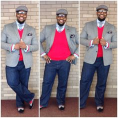 awesome Big Men! We do it Best! The Look Details: Camel Hair Blazer: JC Penny Tie: #Broo... by http://www.danafashiontrends.us/big-men-fashion/big-men-we-do-it-best-the-look-details-camel-hair-blazer-jc-penny-tie-broo/
