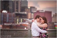 "Nashville-Engagement-Photographer-Melanie-Grady-Centennial-Park-""I-Believe-in-Nashville""-Pedestrian-Bridge-Nashville-Wedding-Photographer"