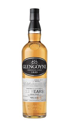 Glengoyne 12 Year Old Highland Single Malt Scotch Whisky - Glengoyne