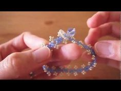 ❤Easy Beaded Bracelet Tutorial❤ - YouTube