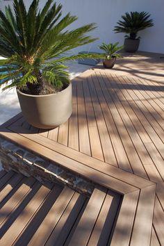 Fiberon composite decking - Horizon Ipe