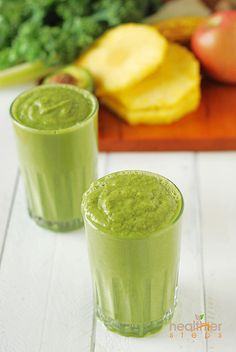 Drinking green smoothies ensures that you consume more nutrients and live enzymes in a meal than you may eat for days. The taste of the fruits are more dominant, therefore its a great way to get your children to consume more vegetables. Using a high speed blender, such as Blentec or Vitamix, ensures that the …