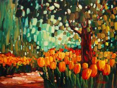 View and buy this Acrylic on Canvas Painting by Lynn Garceau
