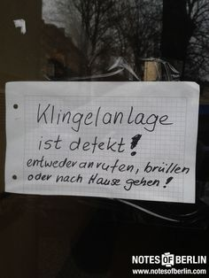 Baumbachstraße | #Pankow // Mehr #NOTES findet ihr auf www.notesofberlin.com