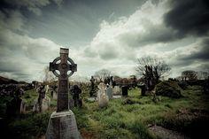 Irish cemetery by ClaireOnline, via Flickr