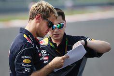 Sebastian Vettel - F1 Grand Prix of India -  Previews