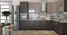 Айвори и шоколад Элит Kitchen Cabinets, Home Decor, Decoration Home, Room Decor, Cabinets, Home Interior Design, Dressers, Home Decoration, Kitchen Cupboards