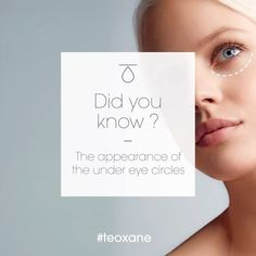 TEOXANE Official (@teoxaneofficial) • Photos et vidéos Instagram Dermal Fillers, Did You Know, Eyes, Videos, Movie Posters, Photos, Instagram, Film Poster, Pictures