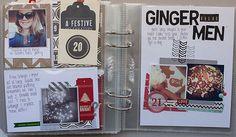 American Crafts Studio Blog: December Daily Album with Allison Waken - Part 6