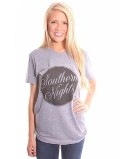 Southern Nights Tee #DL1005