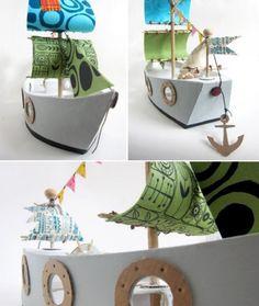 Pirate Ship: DIY Toys for Kids - mom.me