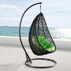 Indoor and outdoor rattan basket vine rows fly fruit basket indoor swing chair cane chair