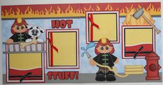 """""""Hot Stuff!"""" created using You Make Me Warm All Over!"""