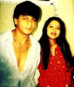 With Gauri