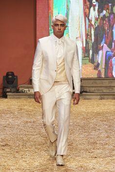 Modelo Sergio - #novios #looknovio #bridalman #vintagewedding  #vintage