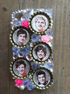 One Direction Phone Case iPhone 4