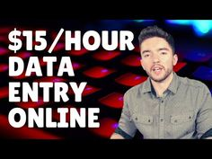 $15/Hour Data Entry Work-From-Home Job Hiring NOW 2021