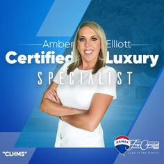 I am proud to announce 🎉 that I have not only passed the Certified Luxury Home Specialist course but I have also sold enough LUXURY homes this year to be awarded this high honor. The CLHMS designation is awarded to members with documented sales performance in the TOP 10% of their market. ⚓️ LakeOzarkWaterfront.com Luxury Homes, Amber, Marketing, Top, Luxurious Homes, Luxury Houses, Ivy, Crop Shirt, Shirts