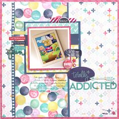 Totally Addicted creative agenda