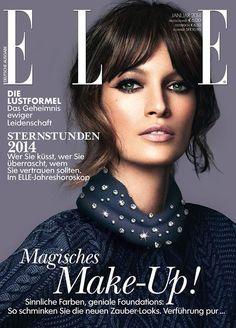 ELLE Cover Januar 2014 – Jelena Kovacic