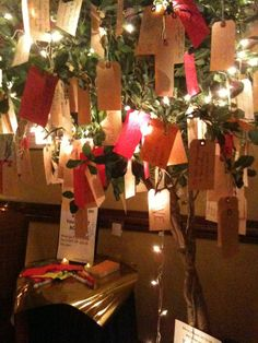 Prayer Tree- creating for All-Saints, to Thanksgiving and beyond to Advent