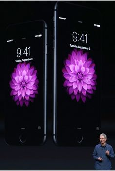 Here are the two new iPhones! Get all the details.