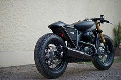 Harley-Davidson Street 750 Cafe Racer by Rajputana Custom #motorcycles #caferacer #motos | caferacerpasion.com