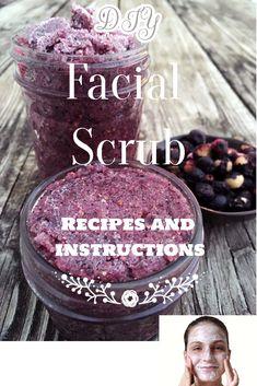Homemade Skin Care, Homemade Beauty Products, Diy Skin Care, Homemade Soaps, Natural Facial, Natural Skin Care, Zucker Schrubben Diy, Dry Skin On Face, Diy Body Scrub