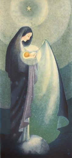 Our Lady of the Night ~ Sr. Marie Pierre Semler