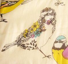 print & pattern blog - scarf detail ( by disaster designs)