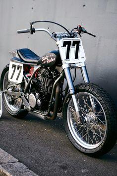 Yamaha 500TT American Dirt Track Racer by Deus