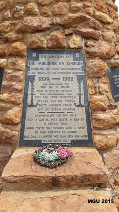 Heidelberg camp memorial The Siege, My Land, African History, Military History, Warfare, Monuments, Family History, South Africa, Nostalgia