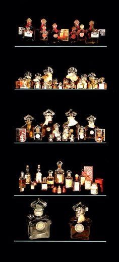 """Gamme de Parfums""  de Guerlain"